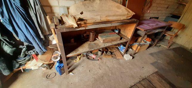Металлический стеллаж, полка в гараж