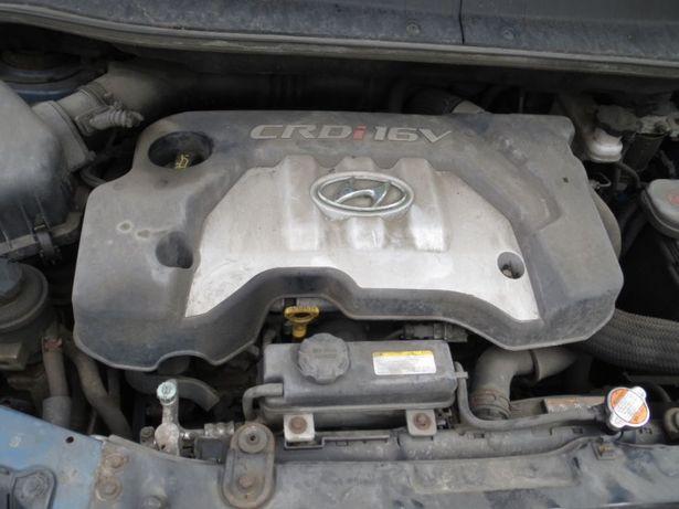D4FA- 1,5CRDI двигун турбина насос тнвд рампа форсунки ЕГРролик разбор