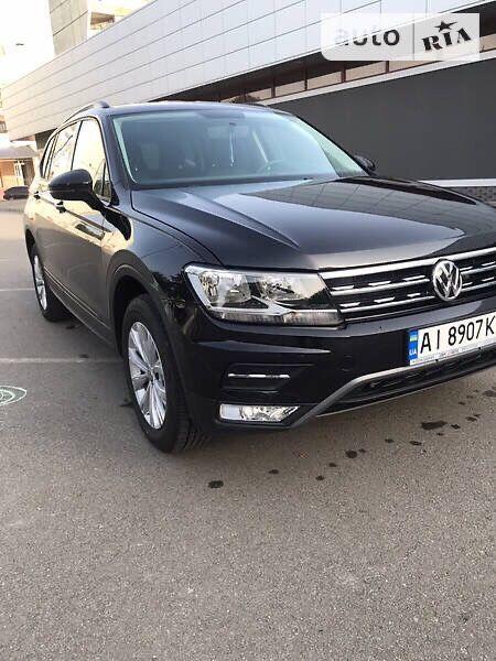Volkswagen Tiguan 2017 SE Киев - изображение 1