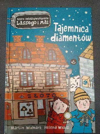 Biuro detektywistyczne Lassego i Mai - Tajemnica diamentów