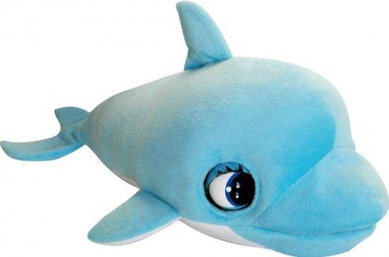 Большой Интерактивный мягкий дельфин blu blu Inc toys