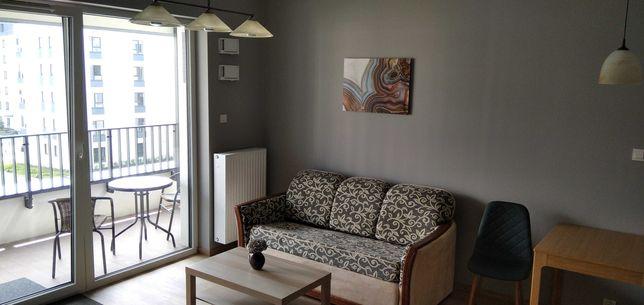 Wynajmę mieszkanie - Warszawa Ursus - 2 pokoje, loggia, m. garażowe