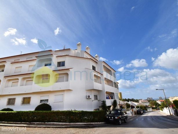 Apartamento T2 mobilado, Vista Mar, 1 km Praia, Alvor