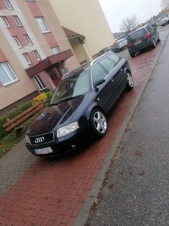 Audi a6 c5 2.5 tdi quattro 180km zamiana