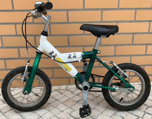 Bicicleta criança roda 12 1/2