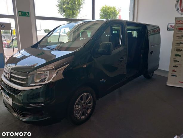 Fiat Talento od ręki: FIAT TALENTO SERIA 1 Kombi Turismo L2H1 2.0 Ecojet 145 KM
