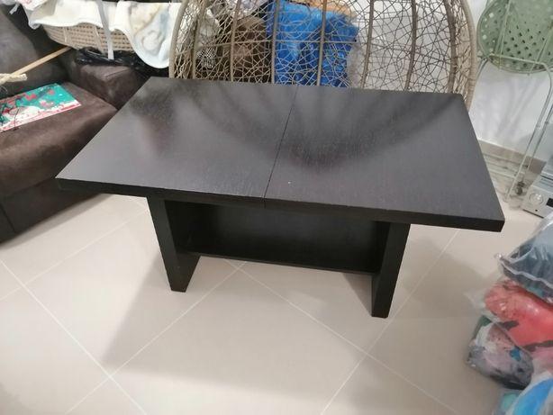 Ławo stół rozkładany, ława, stolik 2 w 1 Stan bardzo dobry