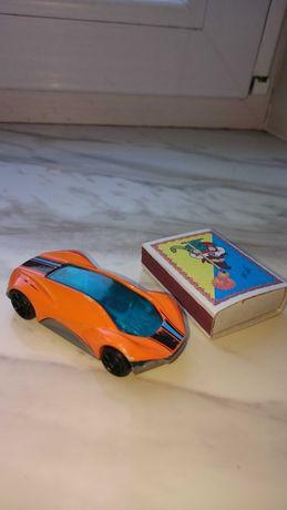 Машинка машина - модель Hot Wheels EXOTIQUE игрушечная