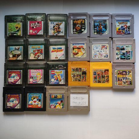 Jogos para Gameboy e game boy color da nintendo