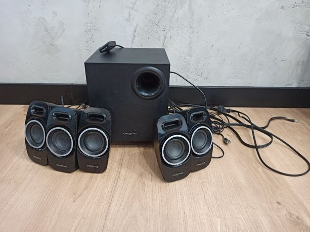 głośniki creative 5.1 inspire A550