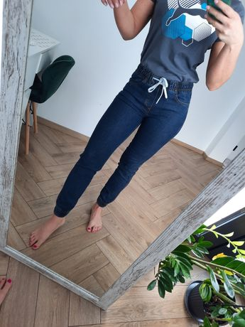 Spodnie jogerry JIGGAWER S 36