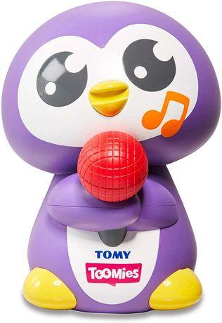 Tomy Toomies Śpiewający Pingwin do Kąpieli E72724