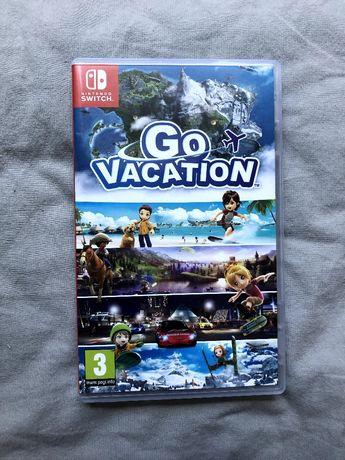 Gra Go Vacation Nintendo Switch