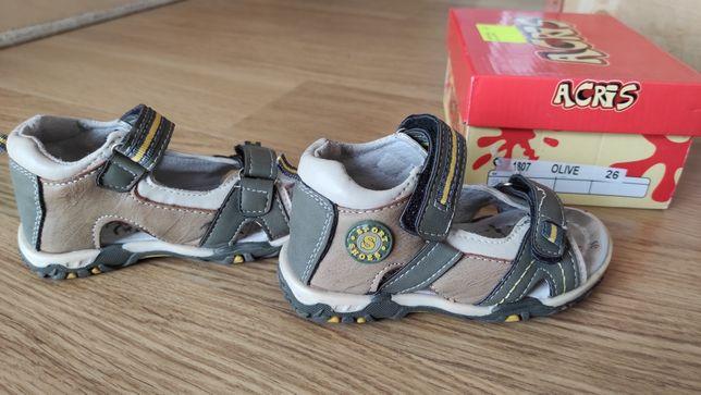 Sandały sandałki ACRIS 26