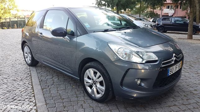 Citroën DS3 1.6 HDi Airdream So Chic