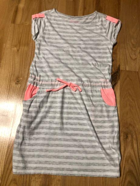 Sportowa sukienka 128