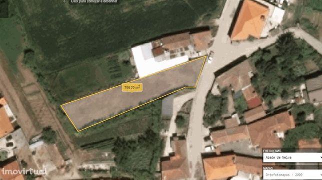 Terreno para construção em Carvalhal centro
