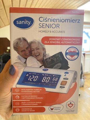 Ciśnieniomierz Sanity dla seniora