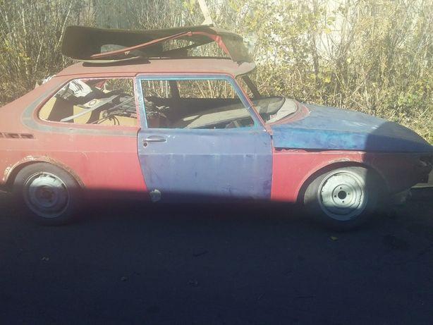 Saab купе