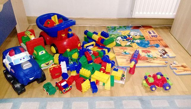 Zestaw zabawek dla dziecka