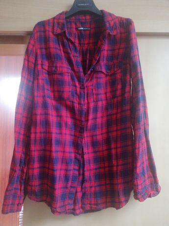 Koszula w kratę xs