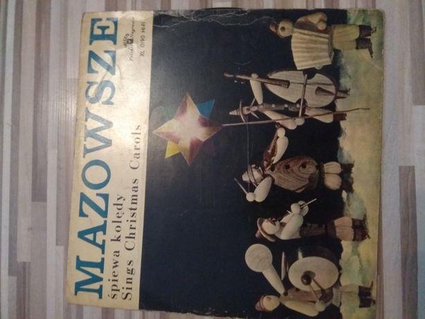Płyta winylowa Mazowsze