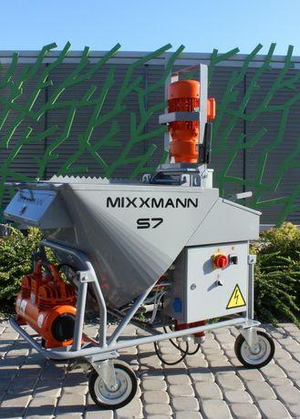 Штукатурна станція mixxmann s7 б/у.