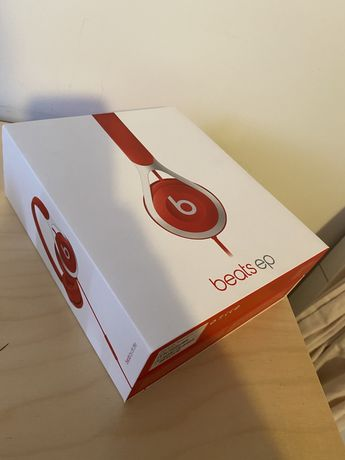 Oryginalne pudełko Beats by dr. Dre ep