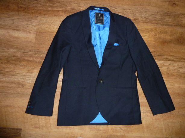 next Синий пиджак Некст на 9 лет рост 134 см