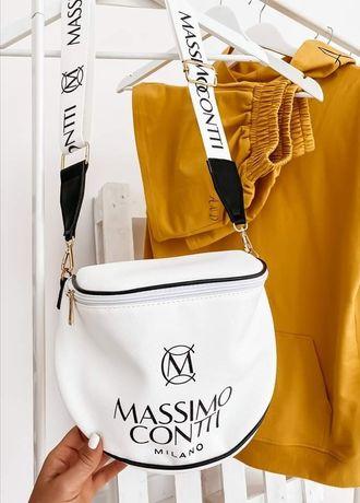 Torebka Massimo contti biała