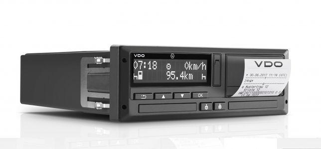 Najnowszy tachograf DTCO Siemens VDO 1381 wersja 3.0