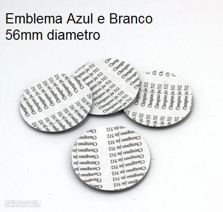 Emblema autocolante capo para Bmw  (56mm diâmetro)  NOVO
