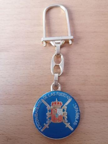 Porta chaves militar espanhol