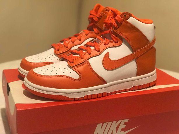 Nike Dunk High Syracuse 2021 (W) US10 EU 42