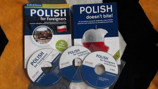 Polish for foreigners A1-B1/Polski dla obcokrajowców