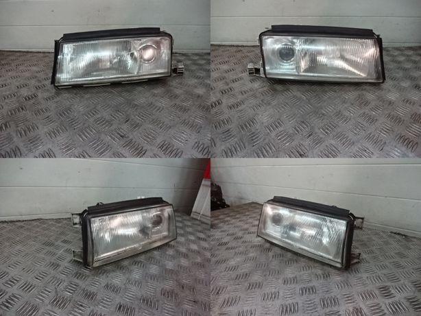 Skoda Octavia lampa lewa prawa reflektor lewy prawy przód przed liftem