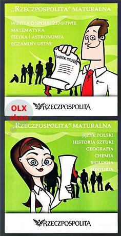 RZECZPOSPOLITA MATURALNA - arkusze maturalne z rozwiązaniami - 2 x CD