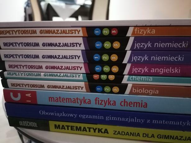 Książki Gimnazjum