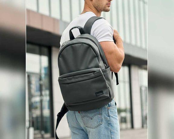 Продам портфель рюкзак мужской для подростков Sambag Zard графитовый