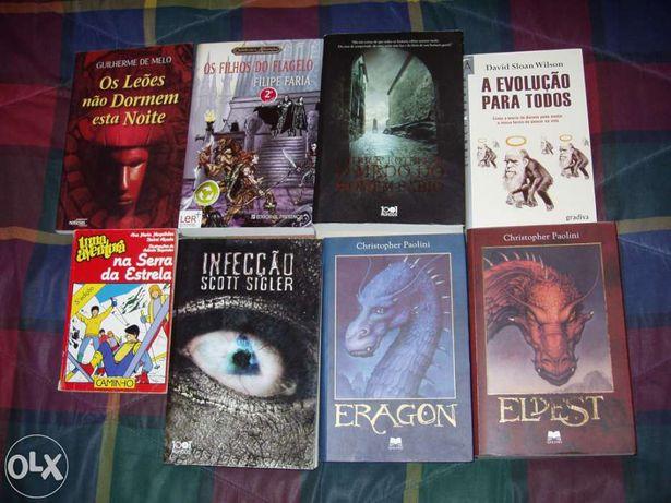 Livros de todos os géneros