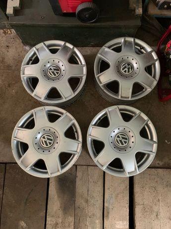 Титанові диски 5х100 R16 Volkswagen