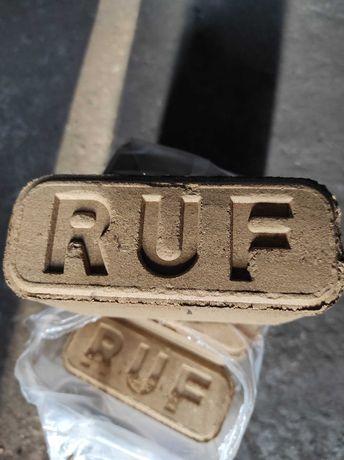 Брикет топливный RUF - ДУБ, твердая порода!