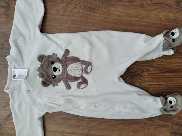 Kombinezon niemowlęcy H&M, rozmiar 62