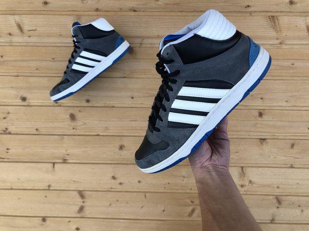43р Оригинальные кроссовки Adidas Neo Hoops /Nike Puma Lowa
