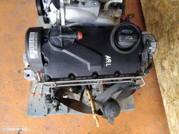 Motor Seat Leon/Ibiza/Audi A3/VW Golf IV/Skoda 1.9 Tdi Ref. ARL para peças