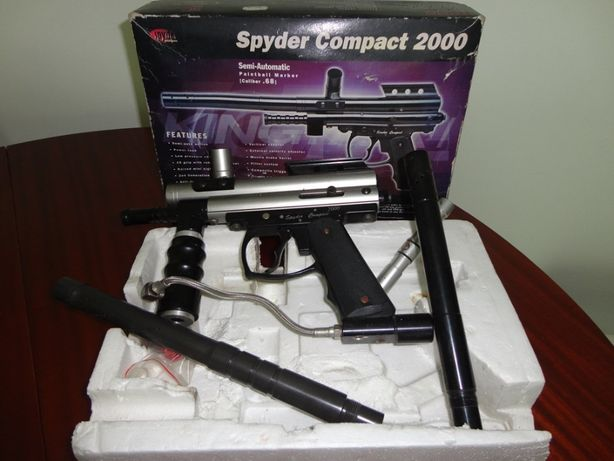"Paintball ""Spyder Compact 2000"""