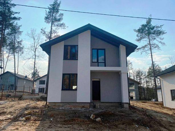 130 м² готовый дом в КГ, в превосходном месте, вблизи леса