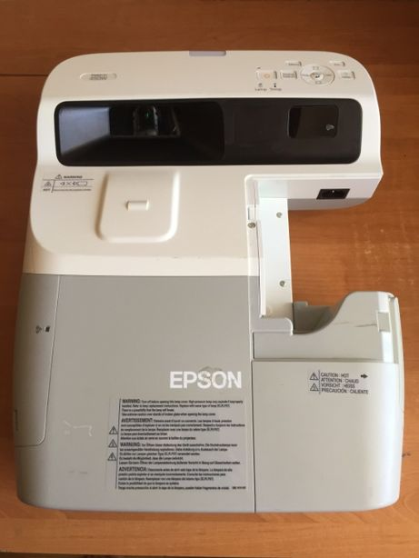 Проектор Epson ультракороткофокусный