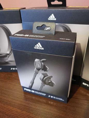 Nowe bezprzewodowe słuchawki Adidas FWD-01 SPORT Okazja - %