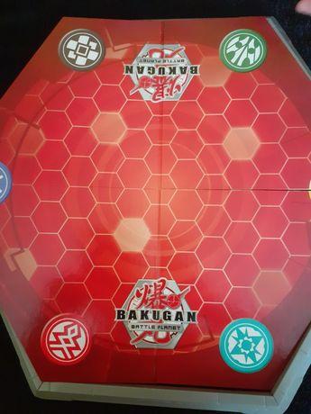 Arena Bakugan karty figurka ekskluziw bakużetony